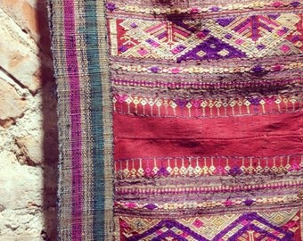 Old fabric | Laos