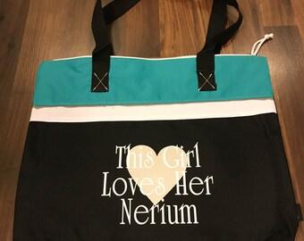 Nerium Tote Bag