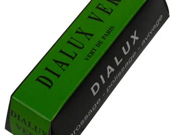 4 Oz Dialux Green Compound Jewelry Making Metal Polishing Cleaning Abrasive Finishing - 42-1052