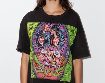 Ramones 'Acid Eaters' 1984 Vintage T Shirt