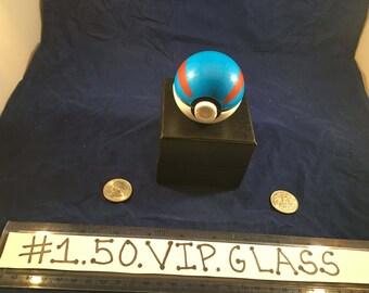 Free Gift & Shipping Great PokeBall Original Pokemon Style 3pc Herb Grinder + Free Gift Box
