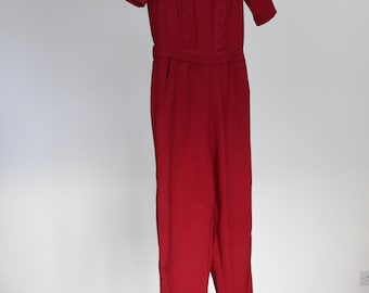 red jumpsuit from red chilli small