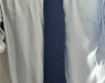 Men's Knit Skinny Necktie