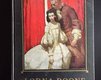 Lorna Doone, R. D. Blackmore, Illustrated by Mead Schaeffer, 1930