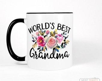 Mothers Day Gift for Grandma Mug
