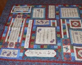 Forest Friends 2 Quilt Pattern Pdf Instant Download Forest