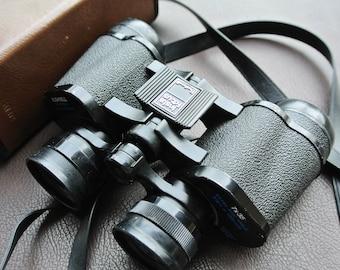 Bushnell Binoculars, 7x 35 Bushnell Binoculars, Insta Focus Binoculars, Binoculars with Case, Bird Watching, Camping, Hunting