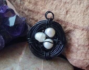 Bird's Nest Pendant