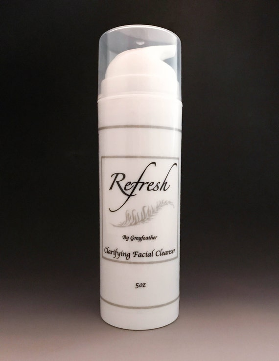 NEW Refreshed Clarifying Facial Cleanser