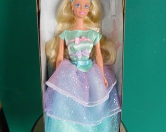 Spring Tea Party Barbie Doll