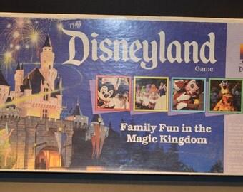 Vintage 1990 Parker Brothers The Disneyland Board Game