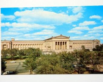 Chicago Natural History Museum Postcard / Chicago Postcard / Architecture Postcard / Chicago Gray Line Tours / Illinois Postcard/
