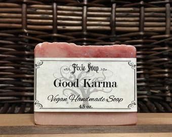 Good Karma Natural Vegan Soap