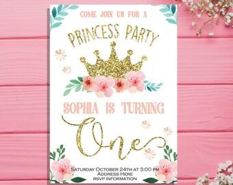 princess invites