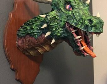 Custom created dragons
