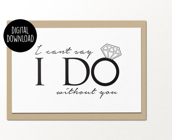 Trust image intended for i can't say i do without you free printable