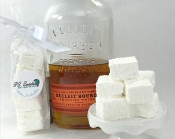 Gourmet Bourbon Whiskey Vanilla Bean Marshmallows