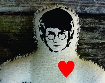Daniel Radcliffe Voodoo Doll