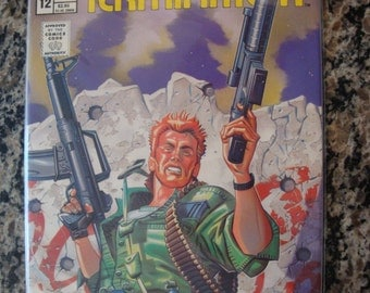 The Terminator Issue 12 Comic Book