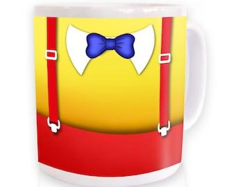 Tweedle Dee and Tweedle Dum mug
