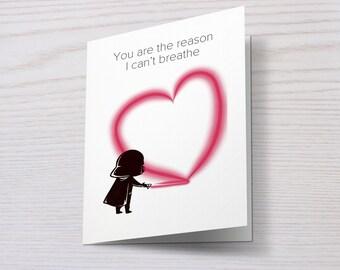 Star Wars Valentines | Etsy
