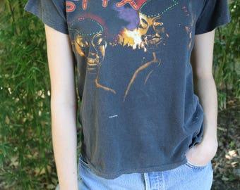 1983 STYX  concert tour t-shirt