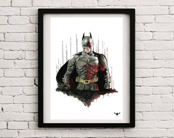 Limited Edition Print – The Dark Knight