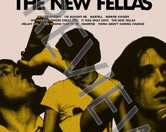 Tshirt - The Cribs: The New Fellas (2005)