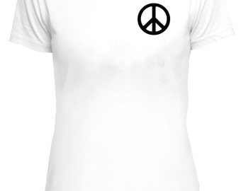 Peace Sign, Peace Symbol, Graphic T Shirt