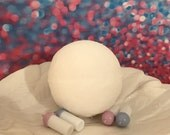 Surprise Baby Gender Reveal Bath Bombs