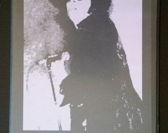 SISTERS OF MERCY Wake Vhs Cassette Tape Ntsc Rare Goth The Mission Live Royal Albert Hall 1985