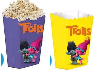 Trolls treat boxes