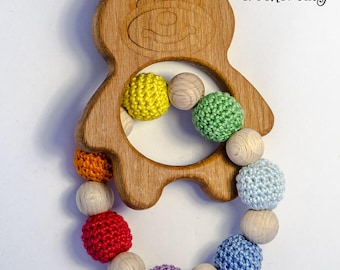 Teething Bear game