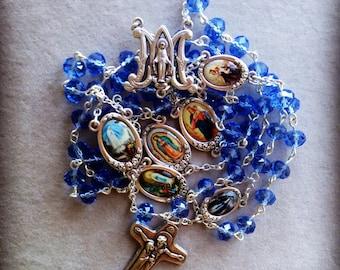 Visions of Mary Catholic Rosary