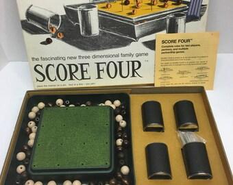 Score Four Game
