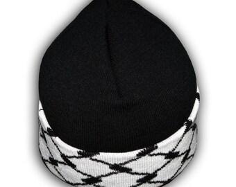 Purasati Palestine Beanie Hatta Style