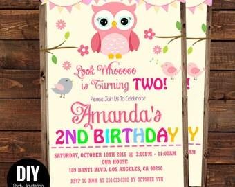 Printable Bowling Birthday Party Invitation Boy Bowling