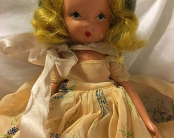 Ring Around a Rosy Nancy Ann Storybook Doll