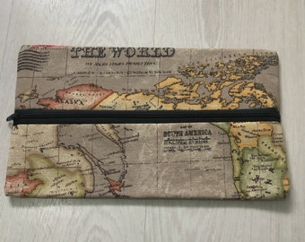 Atlas Makeup Bag or pencil Case