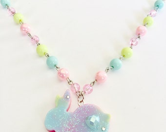 Lovely Bun-Bun necklace