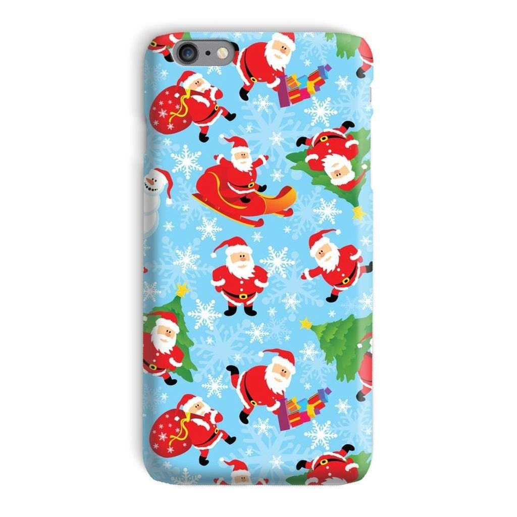 christmas iphone case xmas iphone 7 case santa iphone 6 case santa claus
