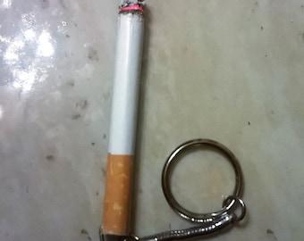 Cigarette Key Chain