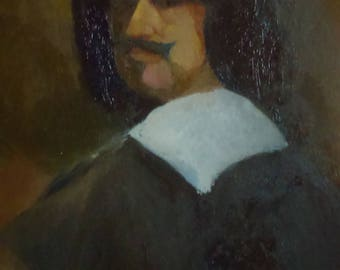 Self-Portrait of Velasquez