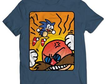 Sonic Labyrinth T-shirt