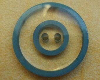 10 blue buttons 23mm (2422) jacket buttons button