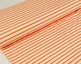 Sweat Laurine - stripes - beige - Orange Hilco