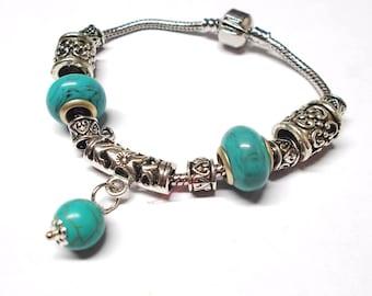 Bracelet snake hypoallergenic steel