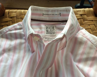 RUEHL Unisex Dress Shirt - Small - Just Twenty Dollars- small