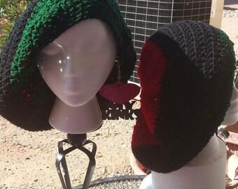 RGB crocheted Hats