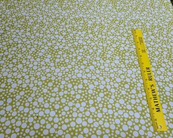 Michael Miller Play Dot Fabric, Cedar